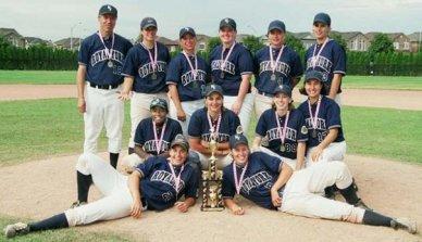 2003 Royal York Women's Team