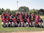 COGBL Championship Teams 2012