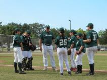 In-field pep talk