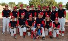 Pee Wee Team Ontario 2006
