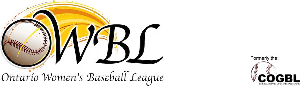 OWBL | Ontario Women's Baseball League (formerly the COGBL)